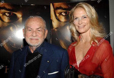 Dino De Laurentiis and Martha De Laurentiis