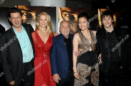 Peter Webber (Director), Martha De Laurentiis, Dino De Laurentiis, Gong Li, Gaspard Ulliel