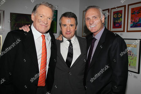 Charles Kimbrough, Grant Shaud and Joe Regalbuto