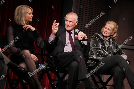 Faith Ford, Joe Regalbuto and Candice Bergen