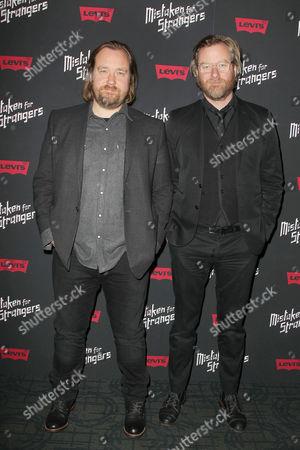 Editorial photo of 'Mistaken For Strangers' Film Screening, New York, America - 26 Mar 2014