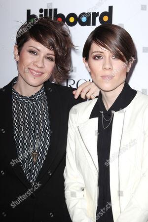 Tegan and Sara - Tegan Rain Quin, Sara Keirsten Quin