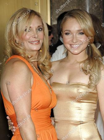 Hayden Panettiere and mother Lesley Vogel