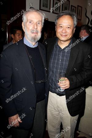 Robert Benton and Ang Lee