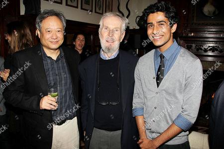 Ang Lee, Robert Benton and Suraj Sharma
