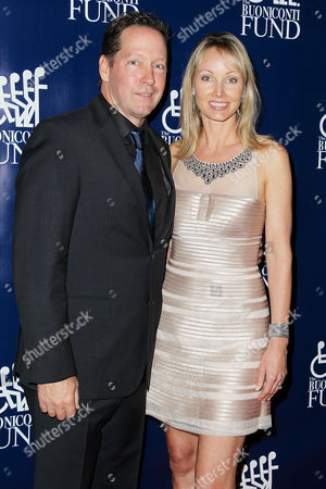 DB Sweeney and wife Ashley Vachon