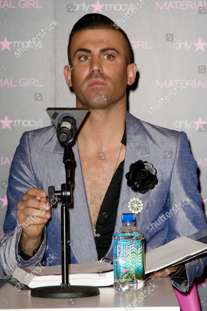 Stock Photo of Joshua McKinley