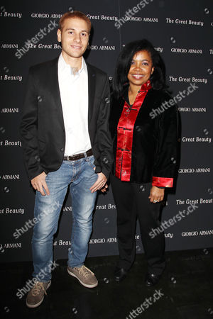 Editorial photo of Private Screening of 'The Great Beauty' in New York, America - 12 Nov 2013