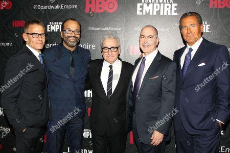 Michael Lombardo, Geoffrey Wright, Martin Scorsese (Exec. Produc
