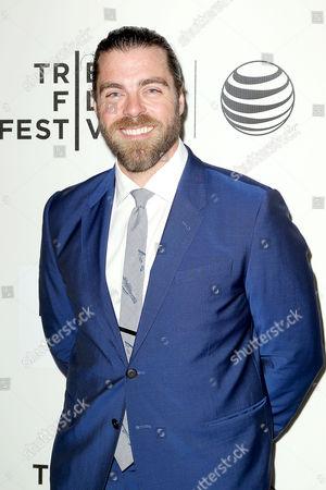 Editorial photo of 'Tumbledown' film premiere, Tribeca Film Festival, New York, America - 18 Apr 2015