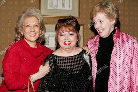 Marilyn Michaels, Mimi Hines, Georgia Engel