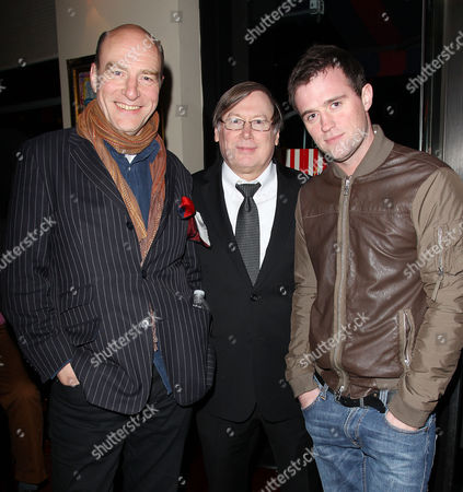 Editorial picture of 'Walking the Enemy' film premiere after party, New York, America - 31 Mar 2014