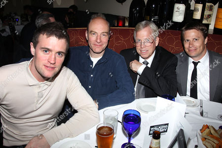 Stock Picture of Jonas Armstrong, Simon Kunz, Randy Williams and Shawn Schmidt