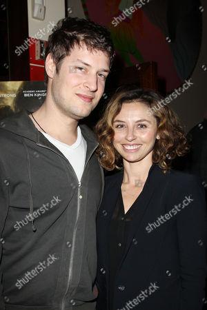 Max Lugavere and Neta Zwebner