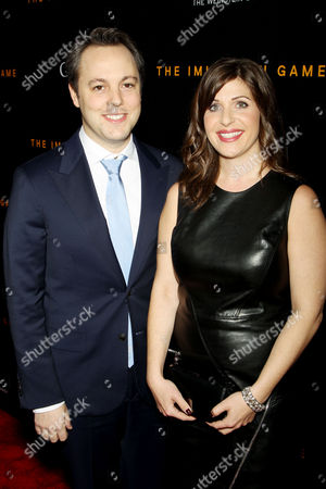Ido Ostrowsky and Nora Grossman (Producers)