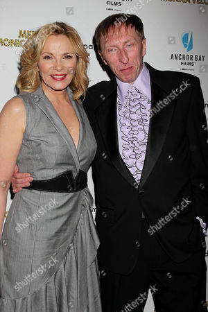Kim Cattrall and Keith Bearden