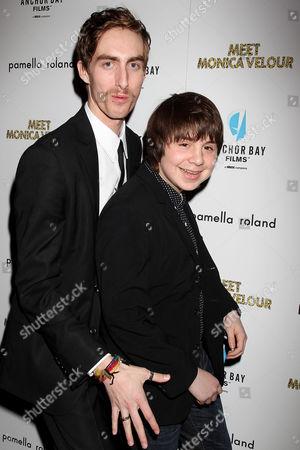 Dustin Ingram and Daniel Yelsky