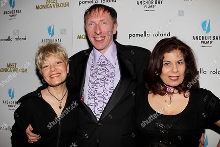 Candida Royalle, Keith Bearden and Veronica Vera