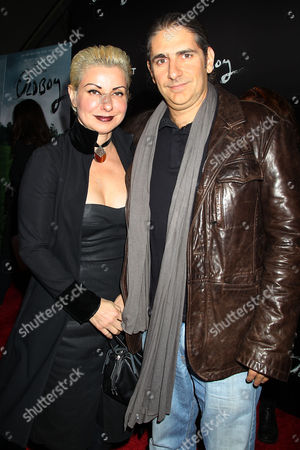 Michael Imperioli and Victoria Chlebowski
