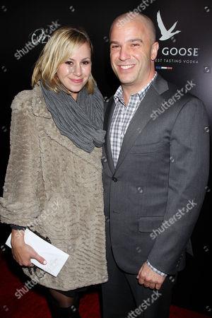 Nathan Kahane and Carli Norris
