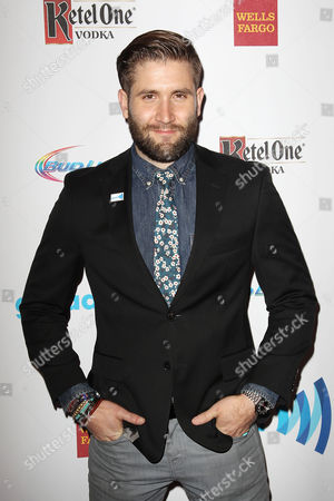 Editorial picture of 2014 GLAAD Media Awards, New York, America - 03 May 2014