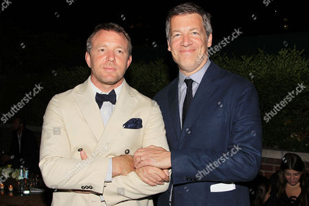 Guy Ritchie and Lionel Wigram