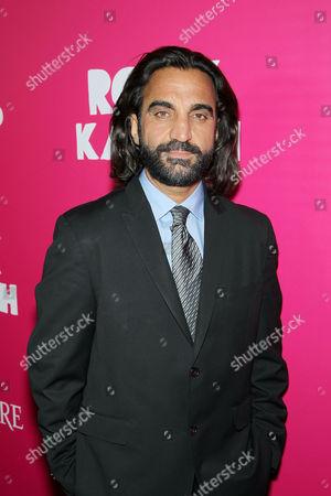 Stock Picture of Mustafa Haidari