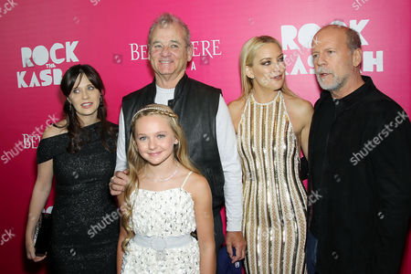 Zooey Deschanel, Avery Phillips, Bill Murray, Kate Hudson, Bruce Willis