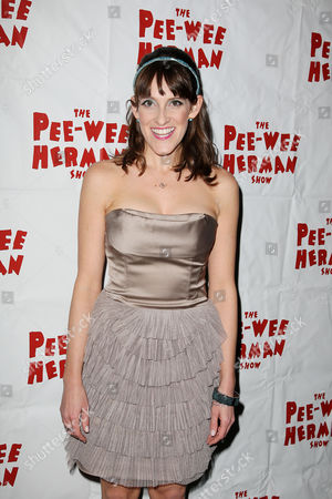 Editorial picture of 'The Pee-wee Herman Show' Opening Night, New York, America - 11 Nov 2010