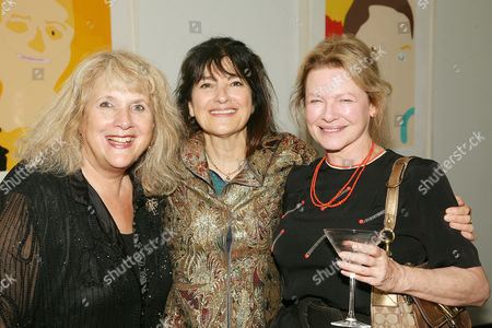 Lori Donnely, Ruth Reichl and Dianne Weist