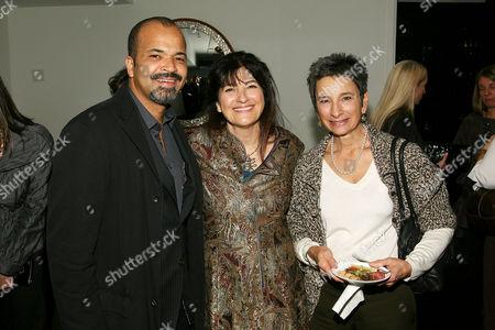 Jeffrey Wright, Ruth Reichl and Donna Warner
