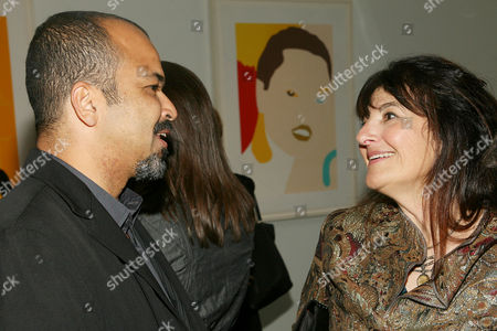 Jeffrey Wright and Ruth Reichl