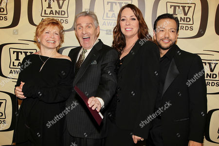 Editorial picture of 10th Annual TV Land Awards, New York, America - 14 Apr 2012