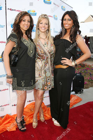 Gigi Liscio , Dina Manzo and Tracy DiMarco