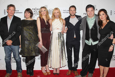 Editorial photo of 'Lucky Them' film premiere at the Tribeca Film Festival, New York, America - 21 Apr 2014
