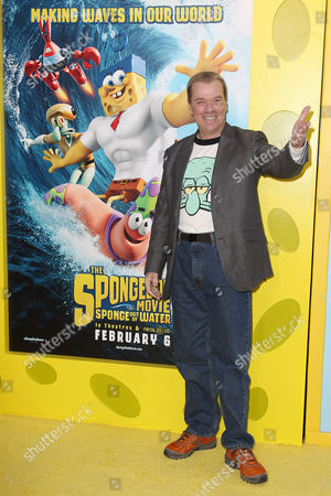 Stock Picture of Rodger Bumpass