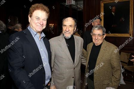 Robert Wuhl, F. Murray Abraham, Norman Steinberg
