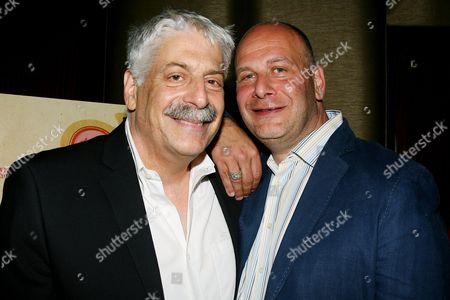 Mark Jacobson and Lou DiBella