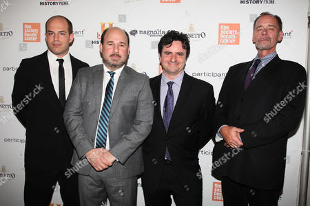 Brian Stelter, Andrew Rossi (Director), Bruce Headlam and David