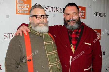 Robert Tagliapitra and Jeffrey Costello