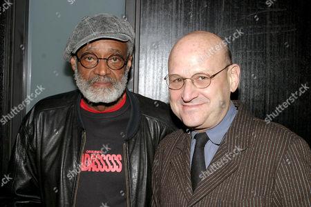 Melvin Van Peebles and Edward Pressman