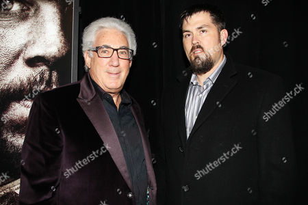 Norton Herrick and Marcus Luttrell