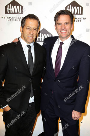 Kenneth Cole and Jeff Gennette