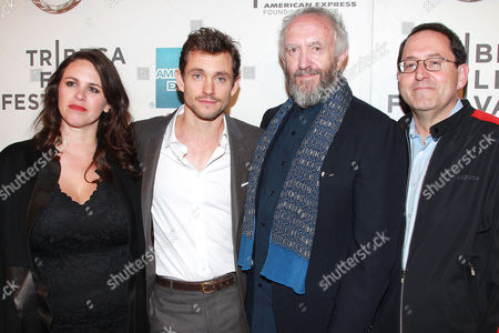 Tanya Wexler, Hugh Dancy, Jonathan Pryce and Michael Barker