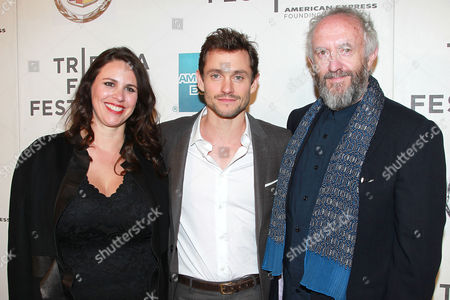 Tanya Wexler, Hugh Dancy and Jonathan Pryce