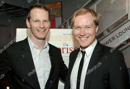 Joachim Trier (Director) and Christian Rubeck