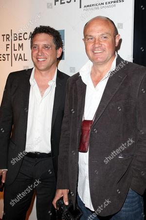 Steven Silver (Director) and Greg Marinovich