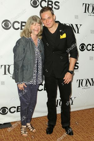 Judith Ivey and Billy Magnussen