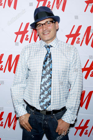 Editorial picture of Exclusive Preview and Shopping event celebrating the Launch of H & M's Fashion Against AIDS Collection, New York, America - 19 May 2010