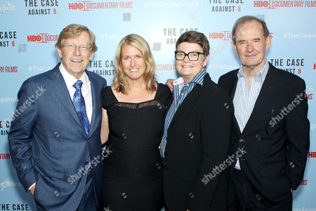 Editorial image of 'The Case Against 8' HBO documentary premiere, New York, America - 28 May 2014